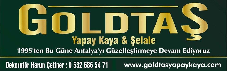 GOLDTAŞ YAPAY KAYA - İletişim 0532 686 5471 (Whatsapp)